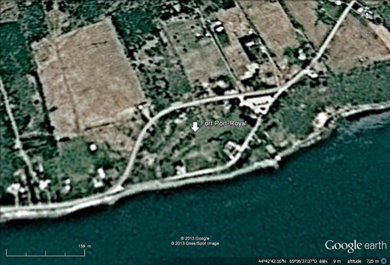 [Canada] - Port-Royal National Historic, Nouvelle Ecosse Fort_p10