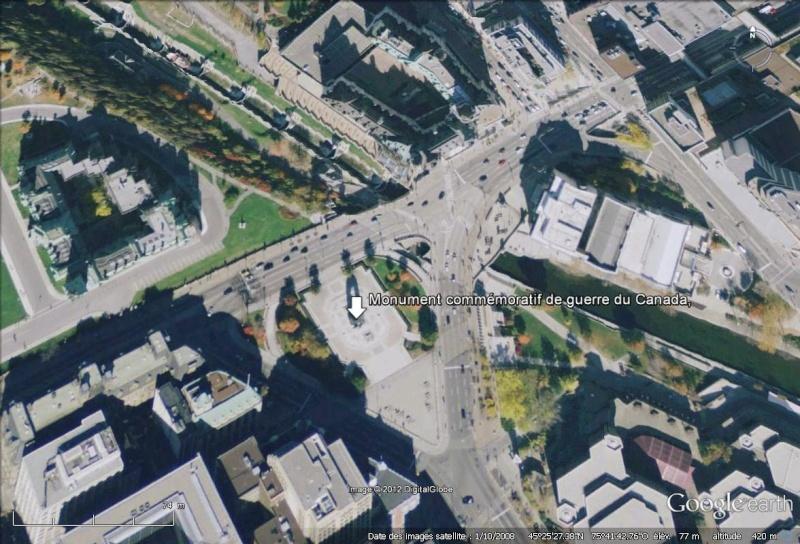 [Canada] - Le National War Mémorial Ottawa  Mamori10