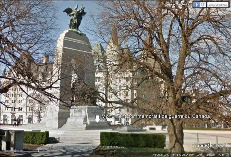 [Canada] - Le National War Mémorial Ottawa  Mamori11