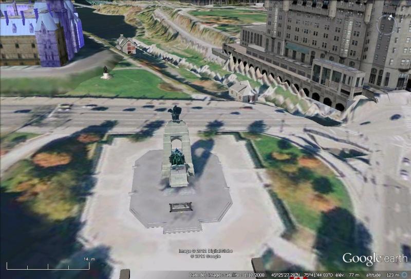 [Canada] - Le National War Mémorial Ottawa  Monume14