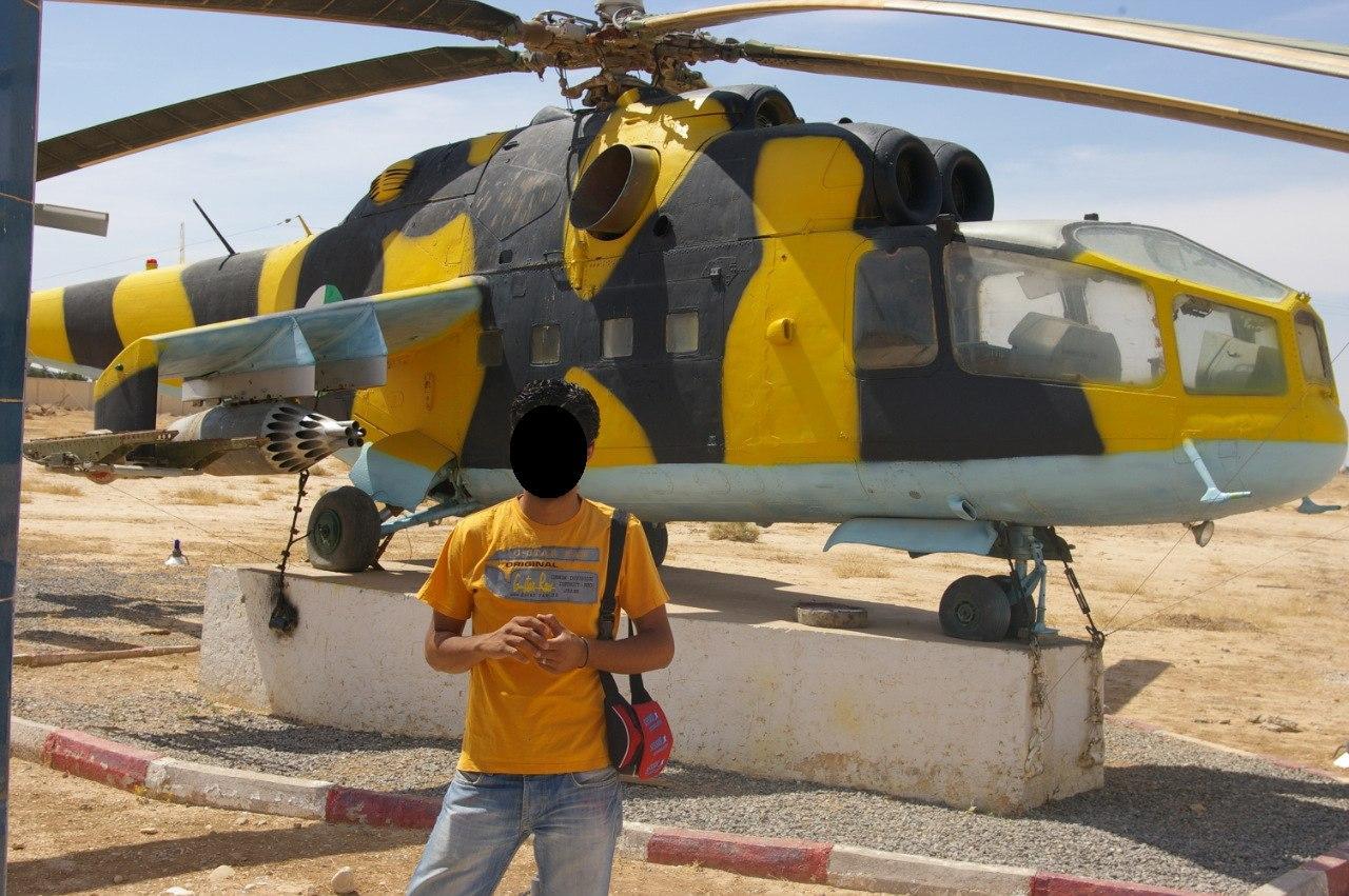 صور مروحيات Mi-24MKIII SuperHind الجزائرية Z_931310