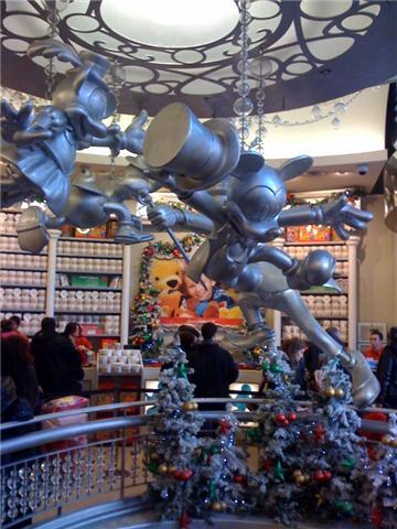 Disney Store Champs- Elysées 1511