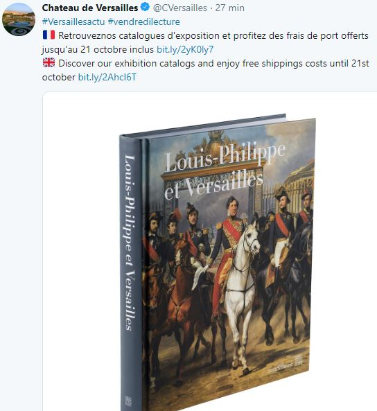 Exposition Louis-Philippe, en 2018 à Versailles - Page 4 026