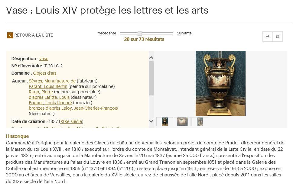 Exposition Louis-Philippe, en 2018 à Versailles - Page 5 029