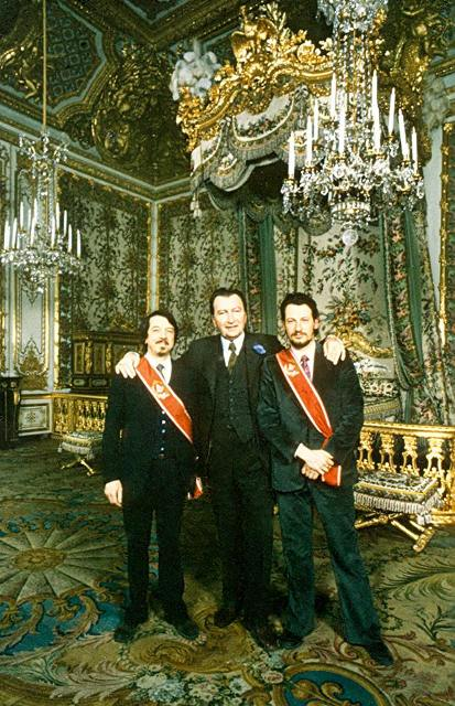 Le château de Versailles et le cinéma 13445711