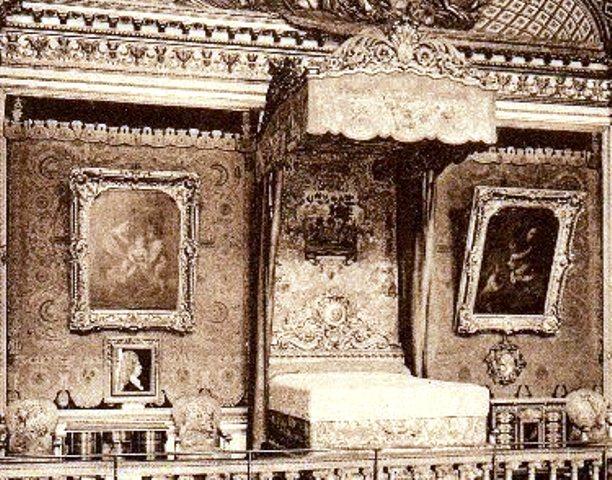 Exposition Le goût de Marie Leczinska 18510