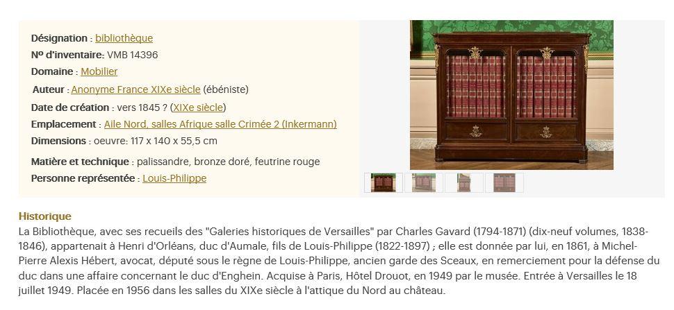 Exposition Louis-Philippe, en 2018 à Versailles - Page 5 222212