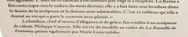 Exposition Le goût de Marie Leczinska 222214