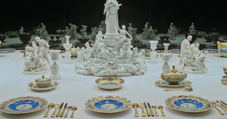 Sèvres, exposition : La Manufacture des Lumières (2015-2016) 32540410