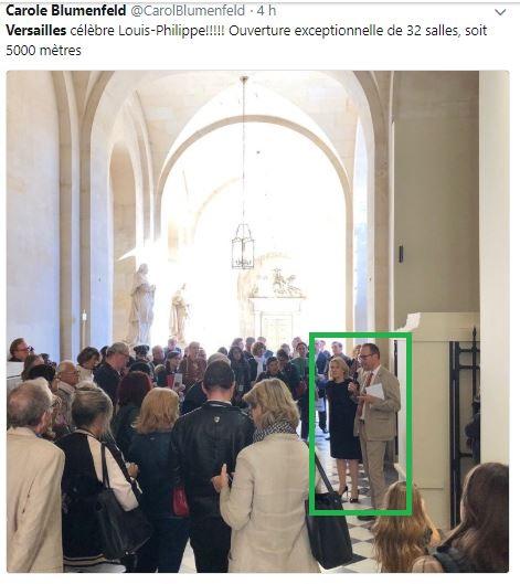 Exposition Louis-Philippe, en 2018 à Versailles - Page 3 333310