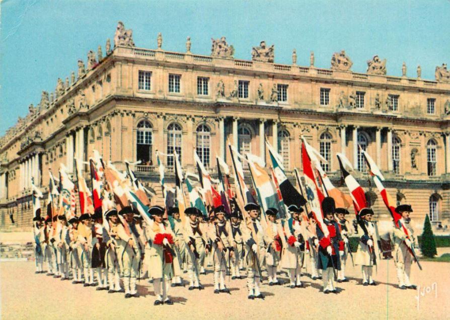 Si Versailles m'était conté par Sacha Guitry - Page 2 444410
