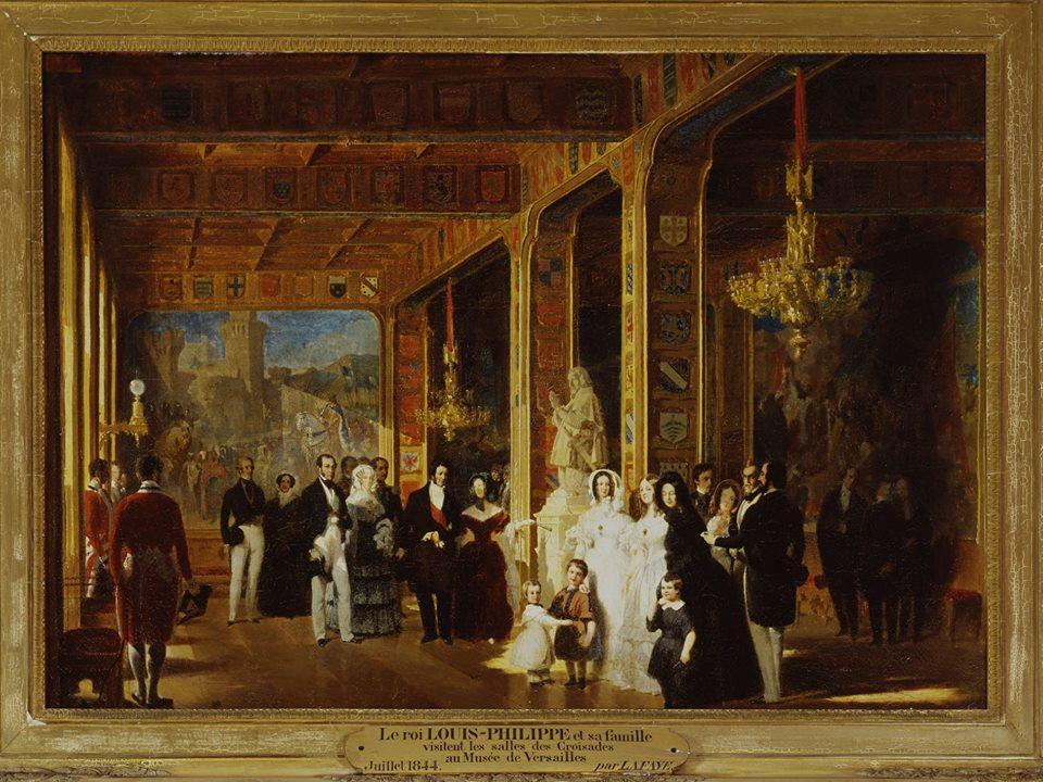 Exposition Louis-Philippe, en 2018 à Versailles - Page 6 45191610