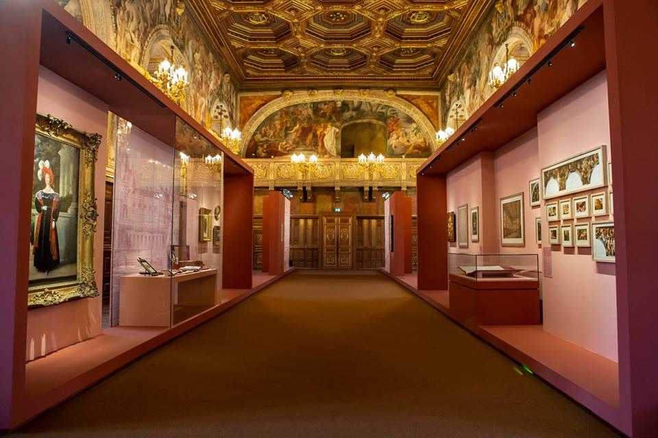 Fontainebleau, Exposition Louis-Philippe en 2018 45268010