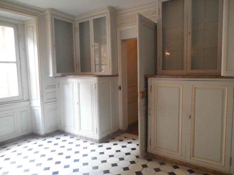 le salon des Huissiers des Petits appartements de la Reine 6666610