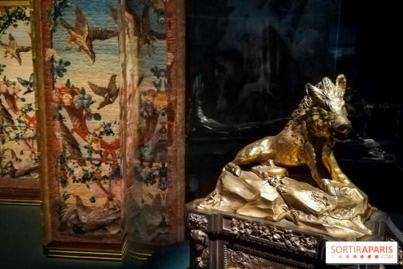 Exposition Les animaux du roi à Versailles - Page 2 68956110