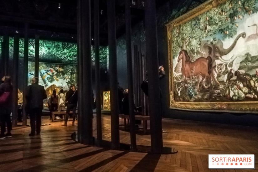 Exposition Les animaux du roi à Versailles - Page 2 68966510