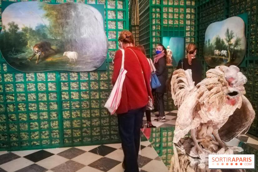 Exposition Les animaux du roi à Versailles - Page 2 68981710