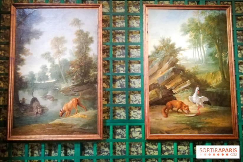 Exposition Les animaux du roi à Versailles - Page 2 68982110