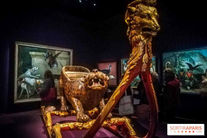 Exposition Les animaux du roi à Versailles - Page 2 68982910