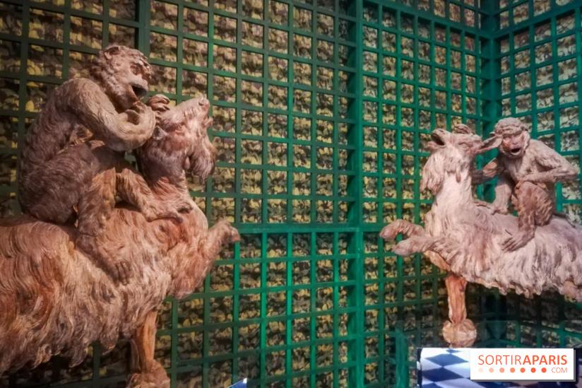 Exposition Les animaux du roi à Versailles - Page 2 68983310