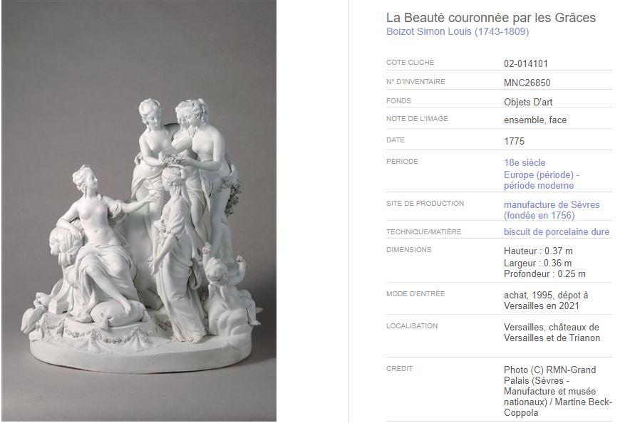 Sèvres, exposition : La Manufacture des Lumières (2015-2016) - Page 3 8456912