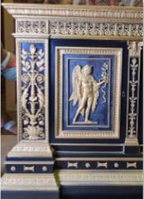 Les Palais disparus de Napoléon, au Mobilier national (2021) 868