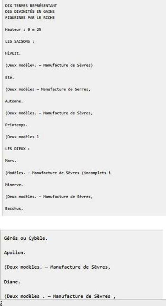 Sèvres, exposition : La Manufacture des Lumières (2015-2016) - Page 3 87913