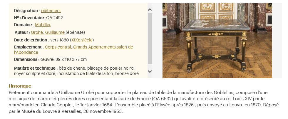 Exposition Créer pour Louis XIV, Galerie des Gobelins - Page 2 88849