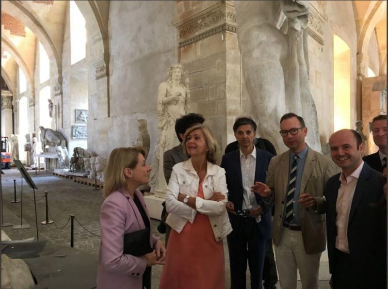 Versailles : Biennale d'architecture et de paysage d'I.de Fr A15