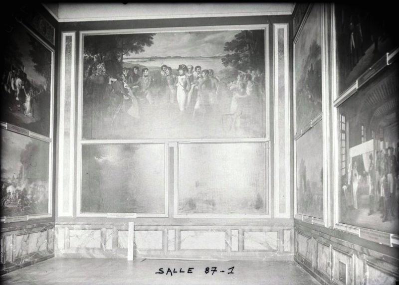 Exposition Louis-Philippe, en 2018 à Versailles - Page 5 Aile_d11
