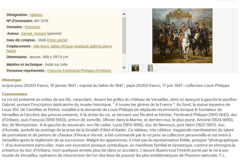 Exposition Louis-Philippe, en 2018 à Versailles - Page 5 Captur49