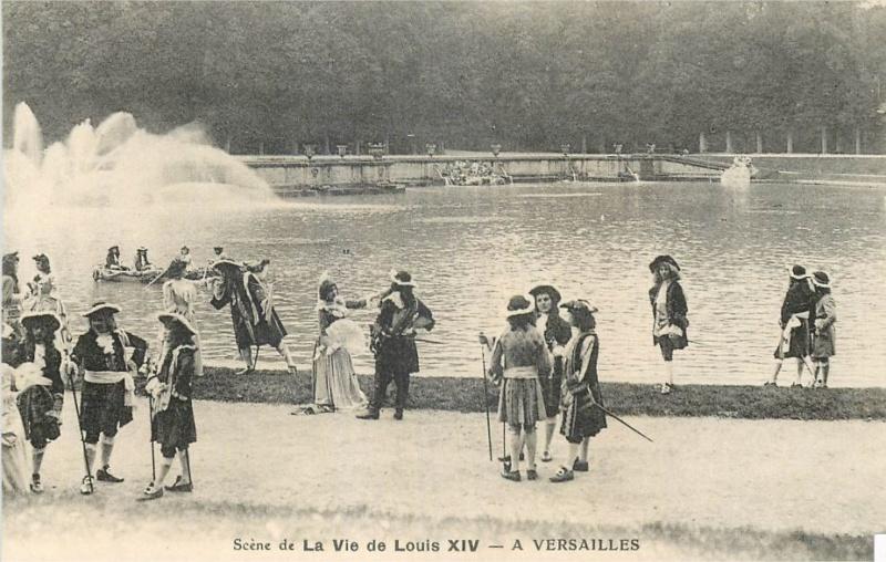 Le château de Versailles et le cinéma Captur62