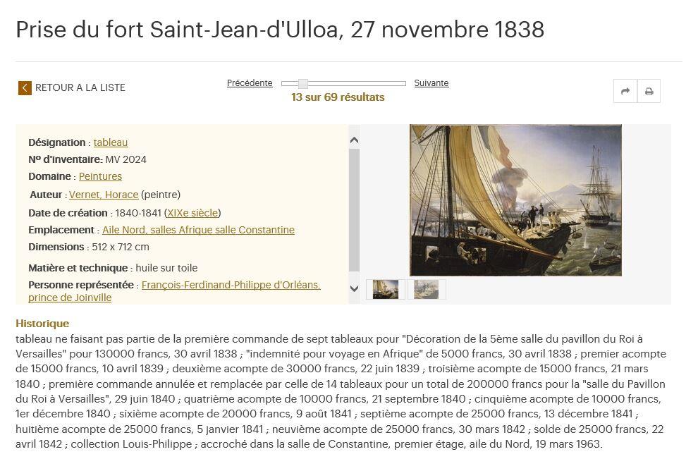 Exposition Louis-Philippe, en 2018 à Versailles - Page 5 Consta10