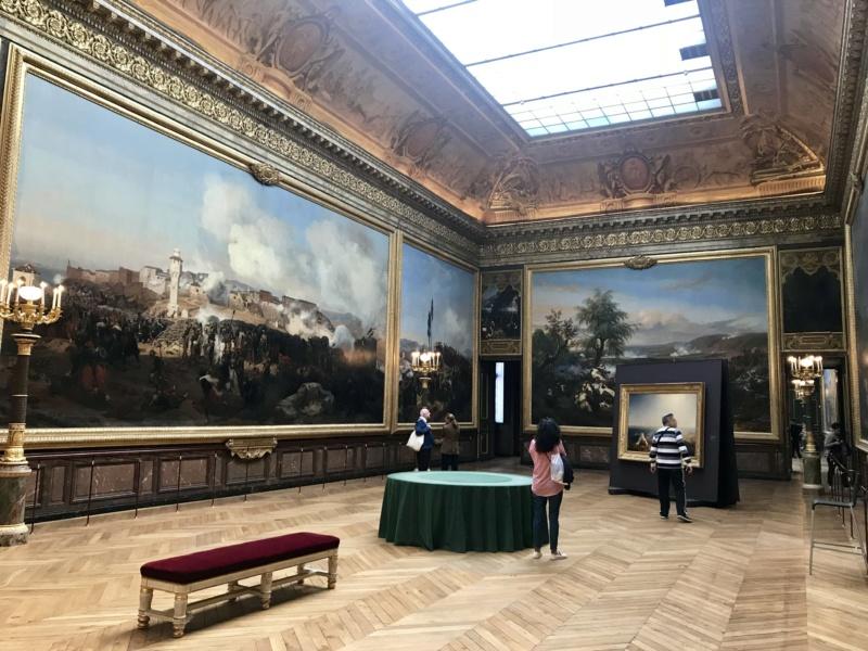 Exposition Louis-Philippe, en 2018 à Versailles - Page 5 Consta14