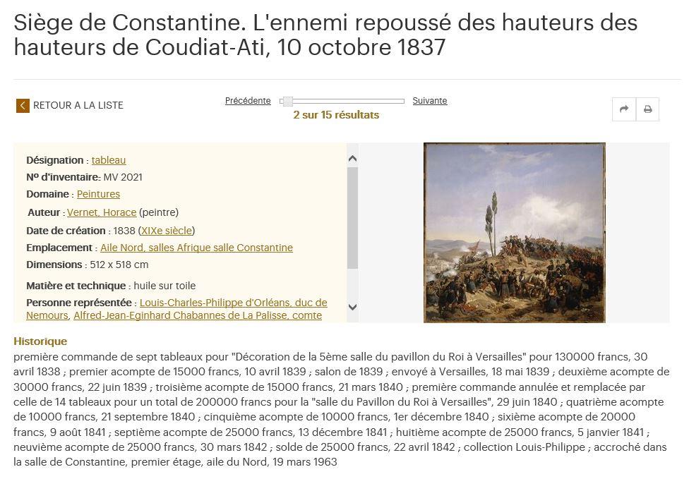 Exposition Louis-Philippe, en 2018 à Versailles - Page 5 Consta17