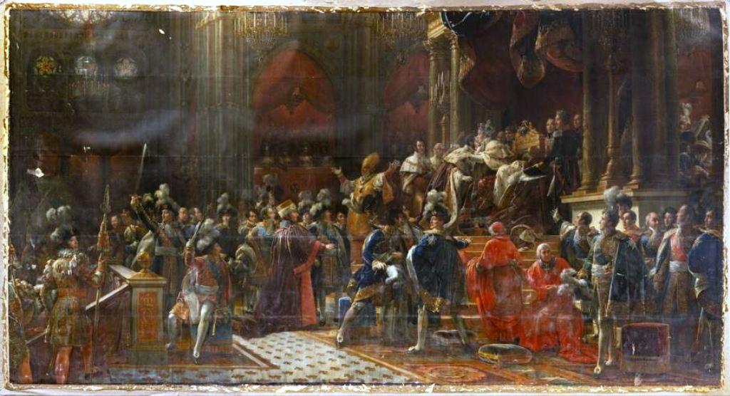Splendeurs des sacres royaux  - Reims - Palais du Tau   - Page 3 Cv10