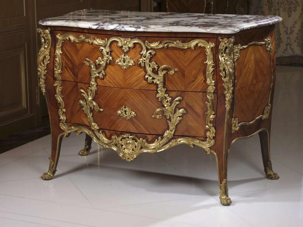 Acquisition de la Commode de Joubert par Fontainebleau  Fontai11