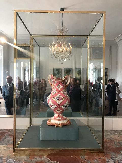 Exposition Le goût de Marie Leczinska Img-2075
