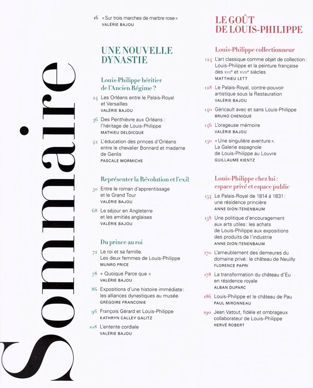 Exposition Louis-Philippe, en 2018 à Versailles - Page 5 Img00320