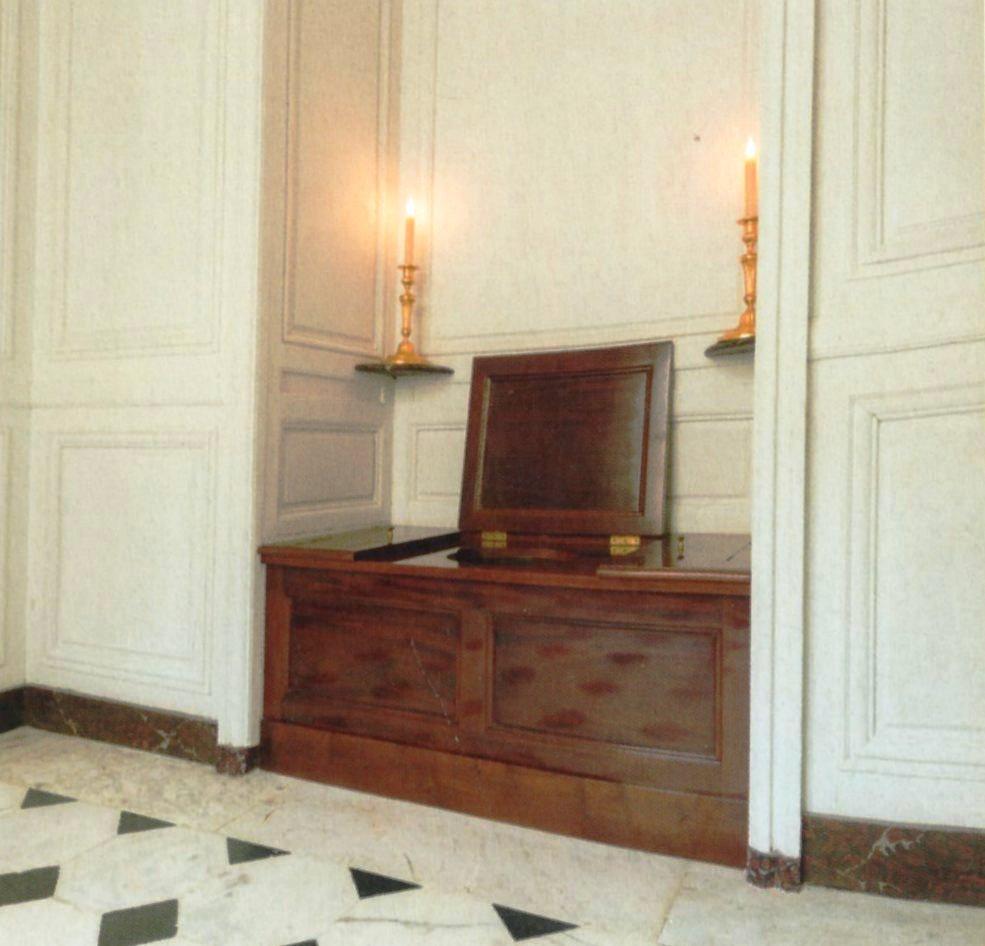 La chaise de Choisy par Gaudreaus - 1739  Img03912
