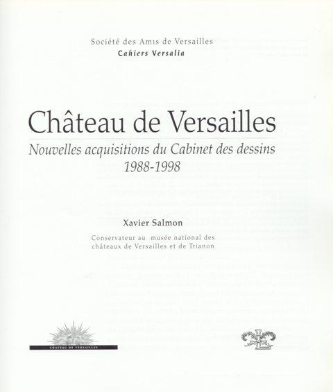 Expo. Dessins pour Versailles, Vingt ans d'acquisitions Img20437