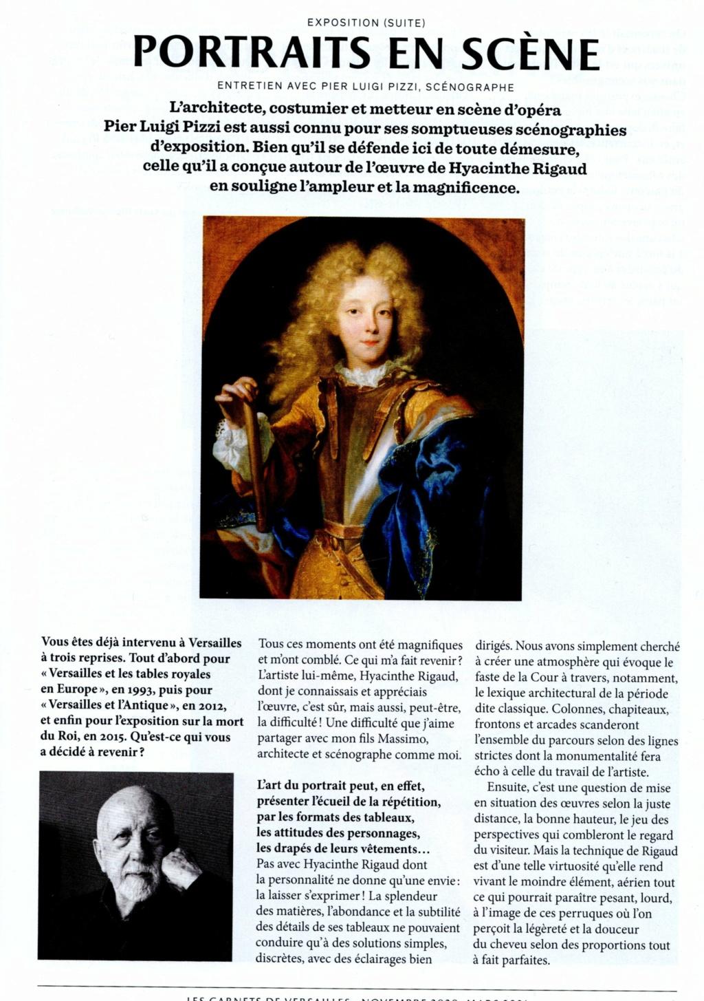 Hyacinthe Rigaud ou le portrait Soleil, expo Versailles 2020 Img20501