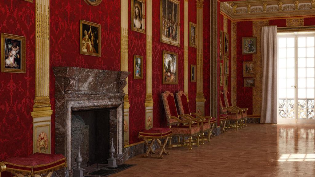 Hyacinthe Rigaud ou le portrait Soleil, expo Versailles 2020 Petite10