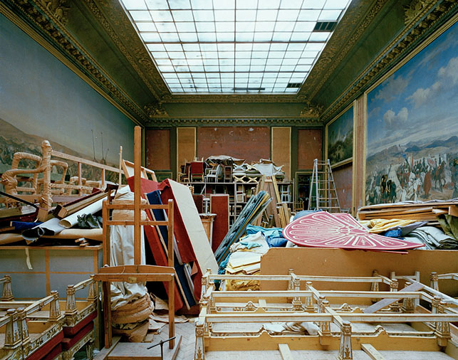 Versailles en photo, 1950 - 2000 Polido11