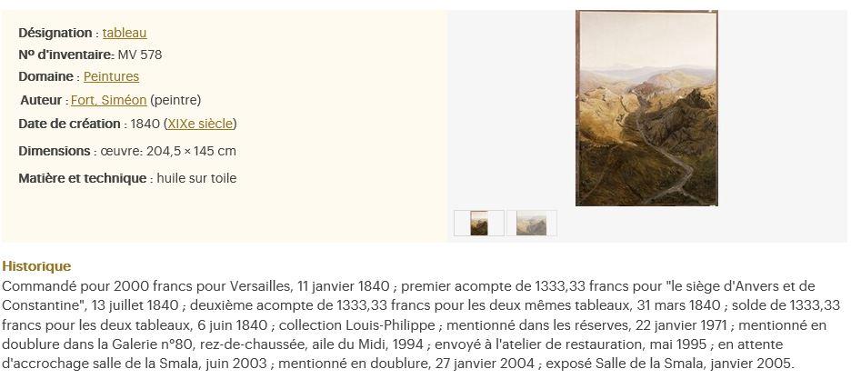 Exposition Louis-Philippe, en 2018 à Versailles - Page 5 Smalal10