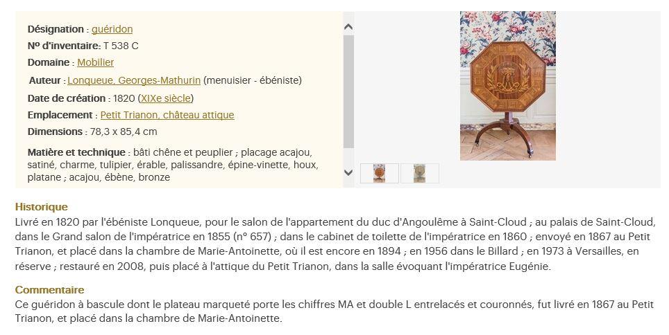 Exposition Versailles revival, 1867-1937 (10/2019-02/2020) Sss19