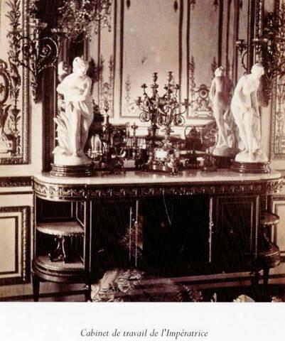 Exposition Les derniers feux du palais de Saint-Cloud