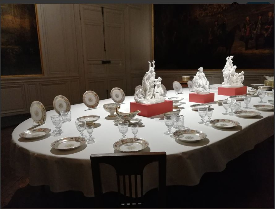 Fontainebleau, Exposition Louis-Philippe en 2018 V11