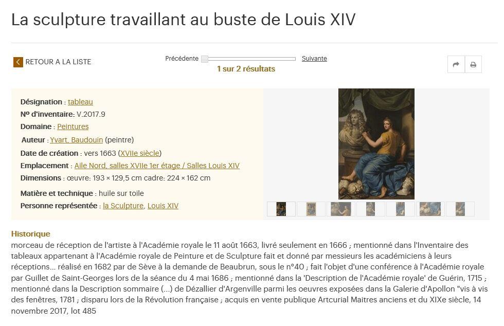 c2rmf à Versailles : Restauration des peintures Xx11
