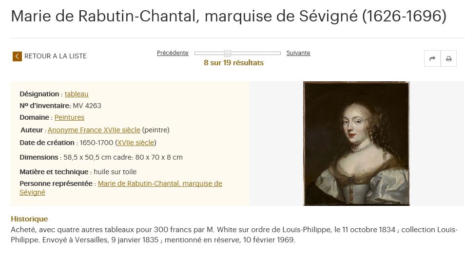 c2rmf à Versailles : Restauration des peintures Z23